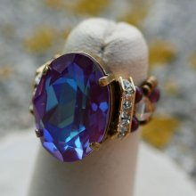 Kit bague grande Avalon Burgundy DeLite
