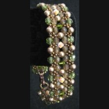 Kit bracelet Latitude Oligolden II