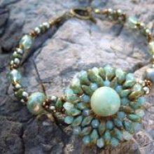 Bracelet Margarita Turquoisine en kit