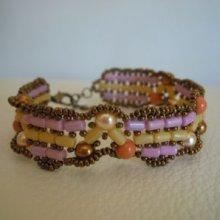 Bracelet Rulladia Sorbet en kit
