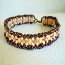 Bracelet en kit Starling bronze