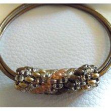 Bracelet Twin&Tub Bronze en kit