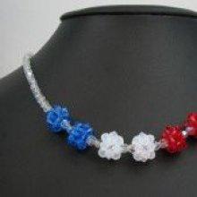 Kit collier en boules de perles France