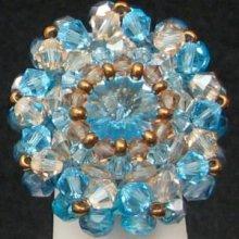 Kit bague Giraglia Turquoise