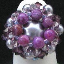 Kit bague Holy Violet