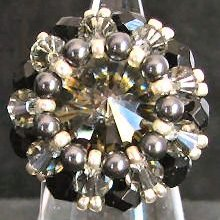Kit bague Shetland black diamond