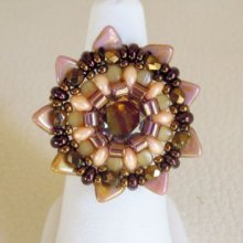Bague en kit Starling bronze