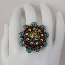Bague en kit Starling Teal
