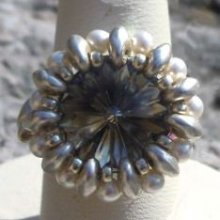 Kit bague Victoria Black diamond