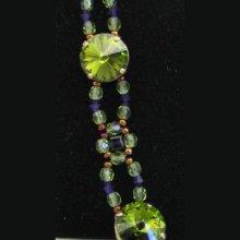 Notice de bracelet shetland olivine