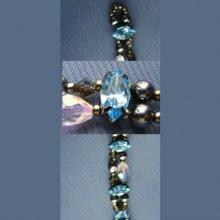 Notice de bracelet  maddalena bleu