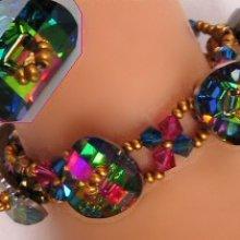 Notice de bracelet tobago fuchsia