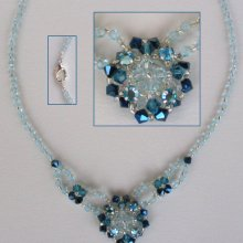 Notice de collier addison bleu