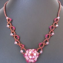 Notice de collier honshu rose
