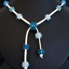 Notice du collier Boules de toupies Aqua