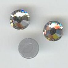 Strass SS20 Crystal hotfix x 12