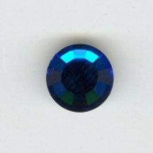 Strass capri blue hotfix x1